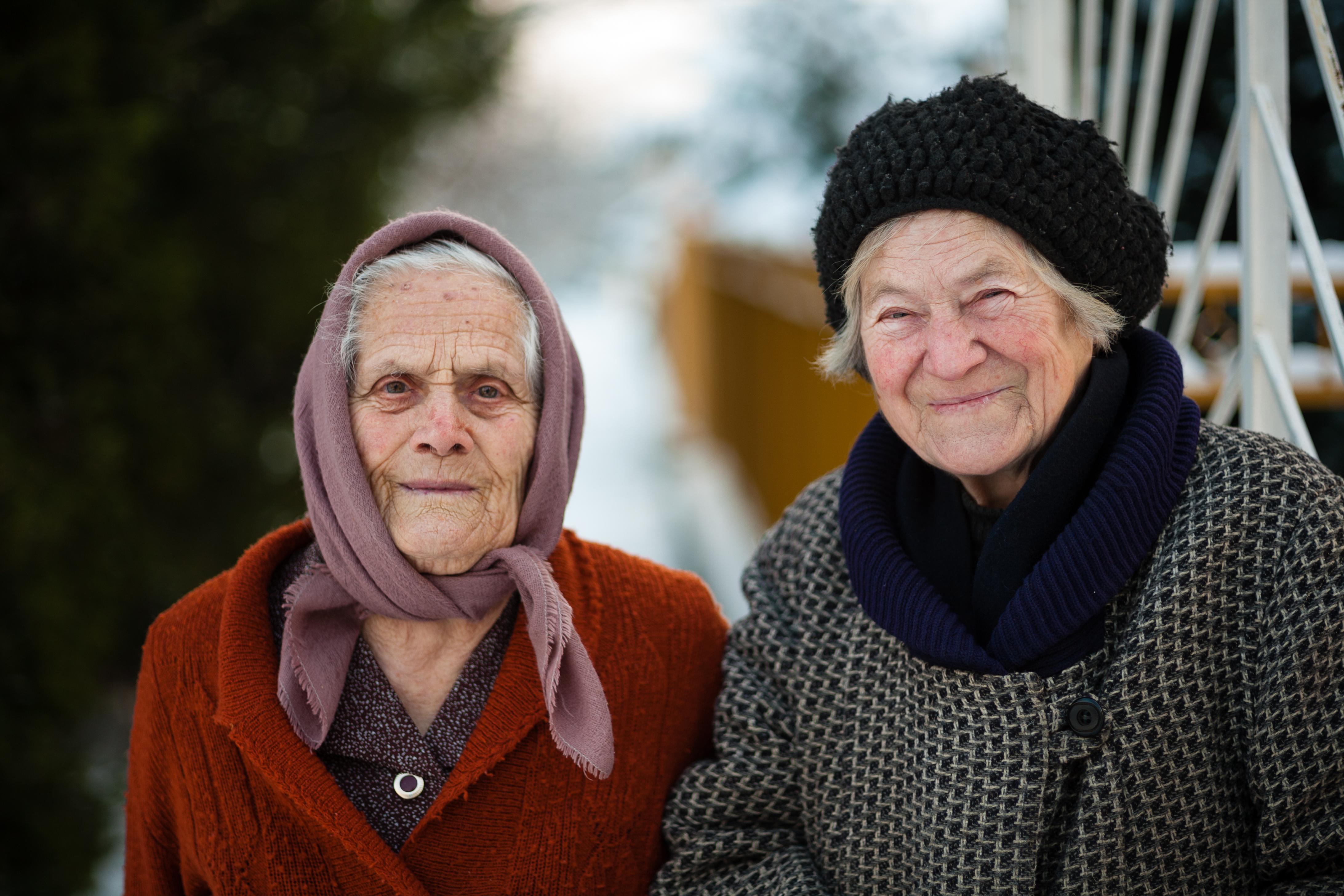 Old Ladies, (Gyöngyössolymos 2014),Canon EOES 5D ,Ca