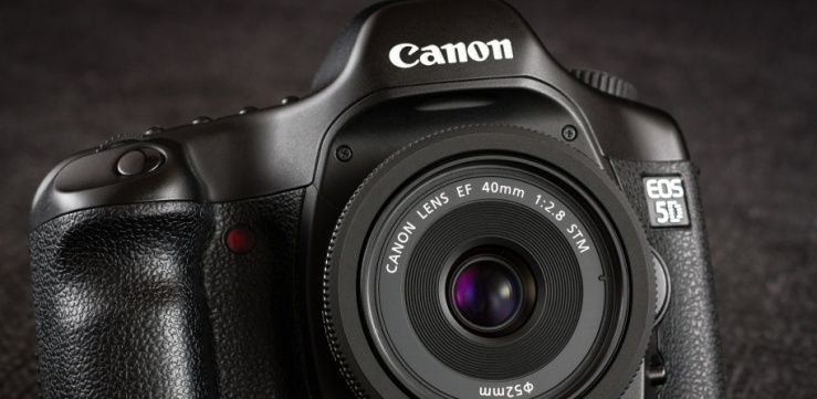 Digital Classic, Canon EOS 5D