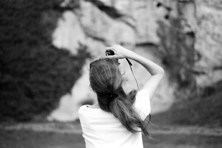 Eszter, Leica M2 , Carl Zeiss Plannar 50mm f/2 ZM, Ilford Delta 100, Rodinal 1+50, 20°C, 8 min